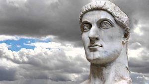 La muerte de Constantino el 337