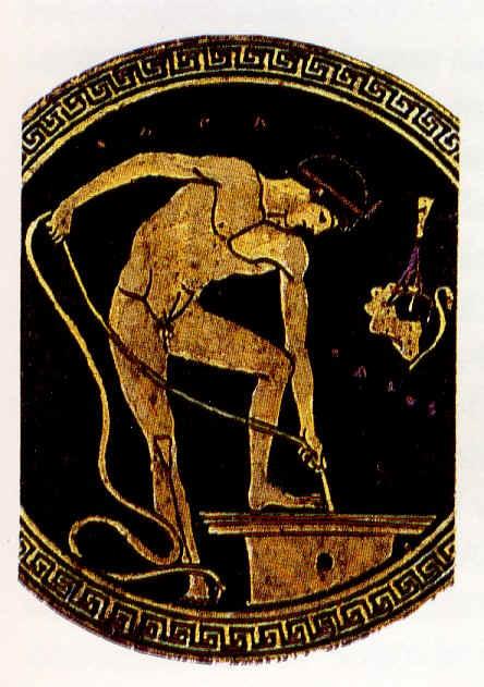 Nuestra visión de la Realidad 3 y los Maestros griegos.