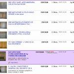 Comprando en ebay 7 La competencia y los grabados curiosos