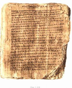 Carta primera de Santiago