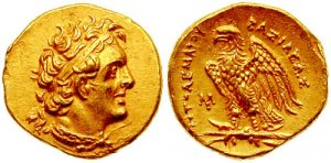 Egipto antiguo 15 y Ptolomeo I Sóter 2