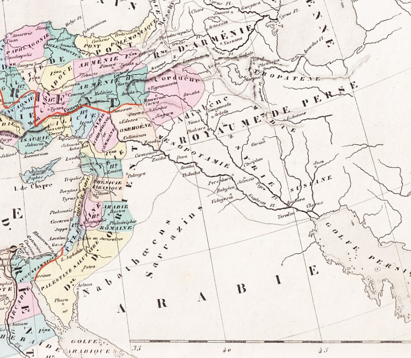 Falsedades del Cristianismo Dura Europos como ejemplo