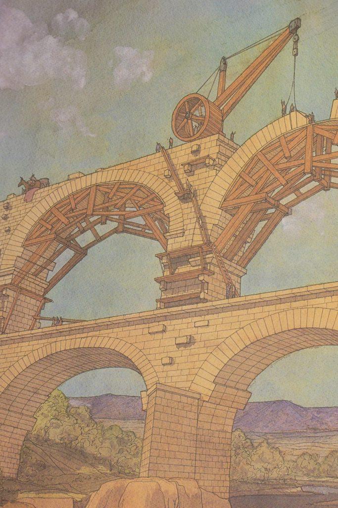 El orgullo de Lactancio. Construyendo puentes.