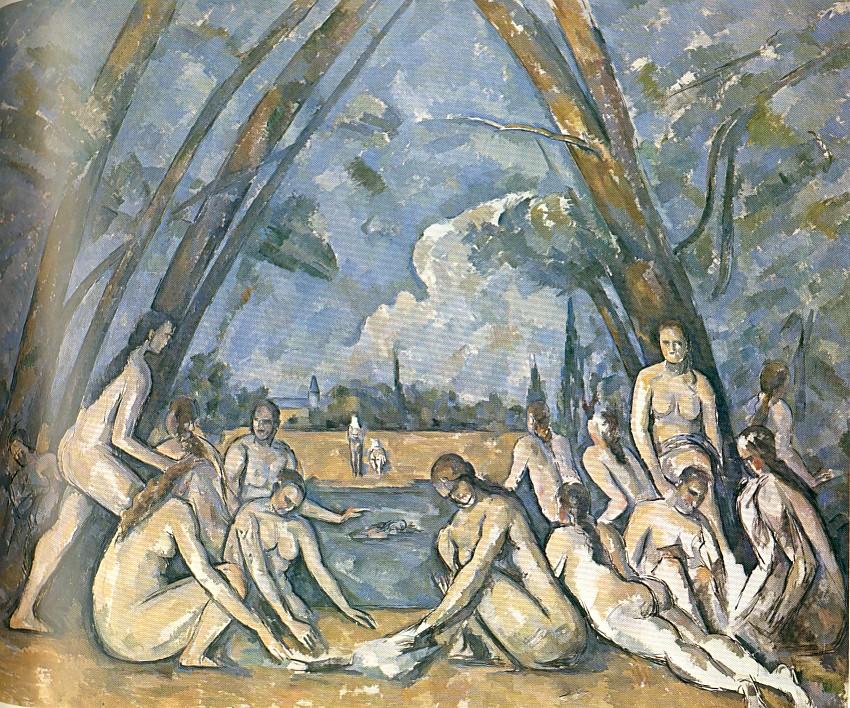 La Pintura 92 El Impresionismo 38 Cezanne y 4