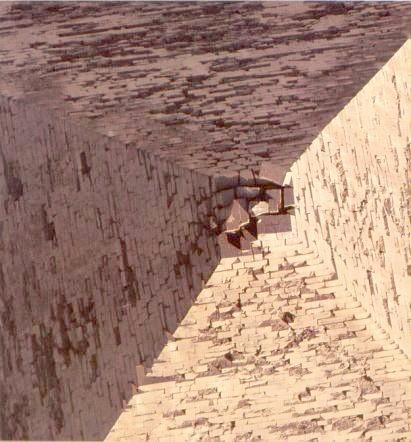 Las pirámides and fuor