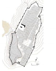 Suburbios en ciudades de la Antigüedad. Olinto.