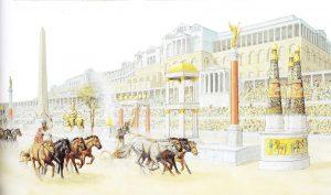 Egipto Antiguo 212 Un día en el Circo Máximo