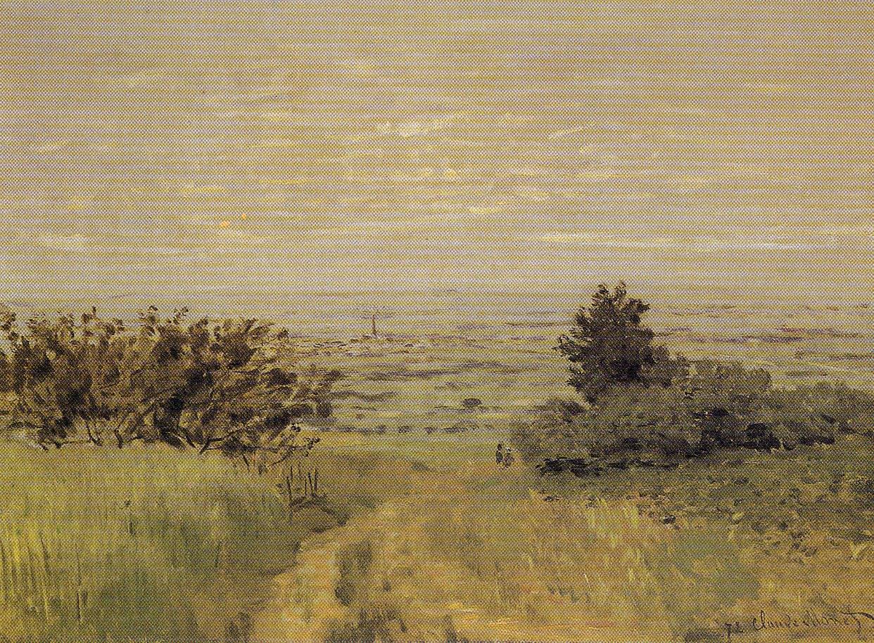 Claude Monet en Argenteuil tras la guerra Pintura 170 171