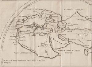 El Mundo de Estrabón y Pomponio Mela