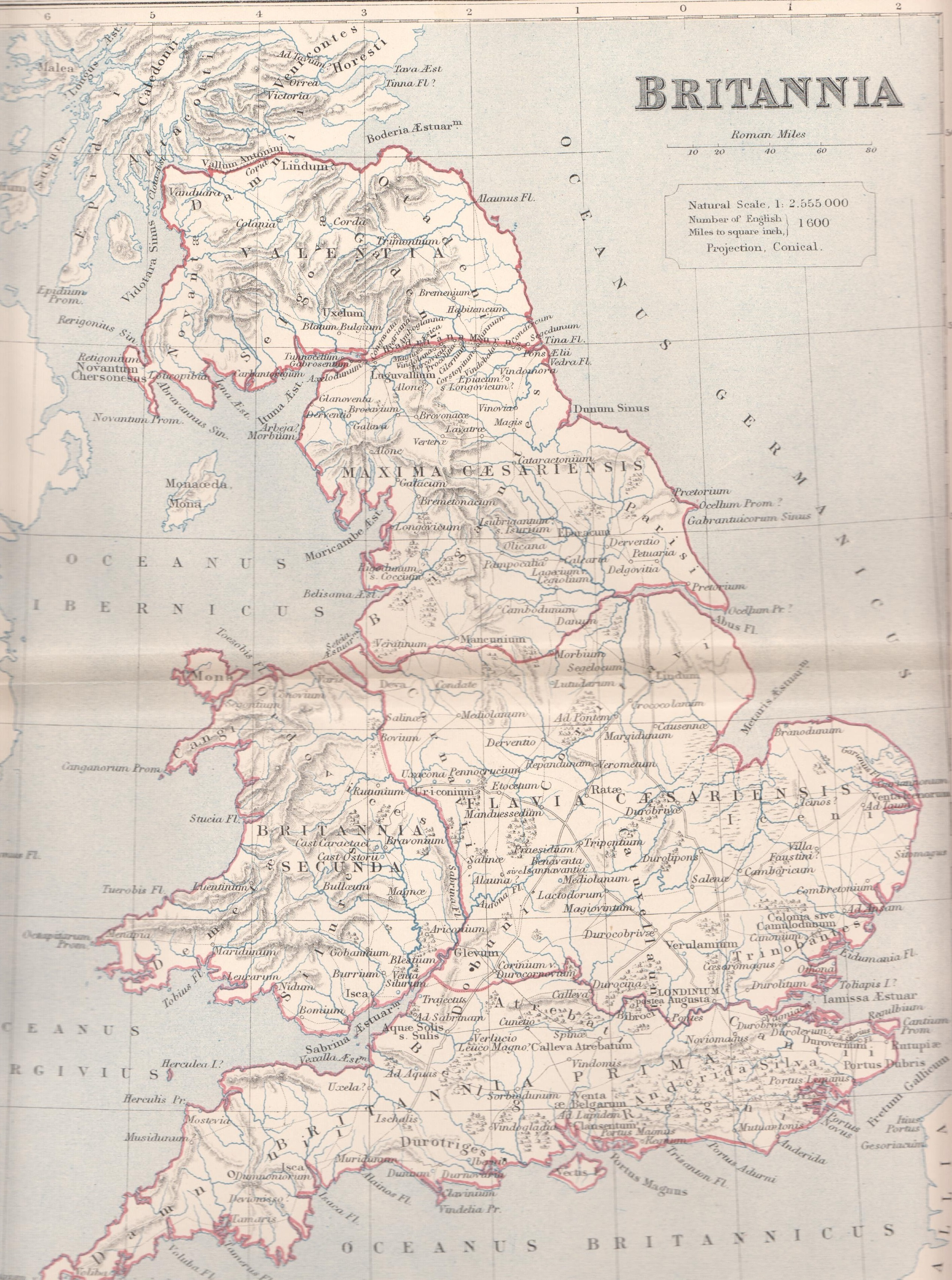 Britania romana dos
