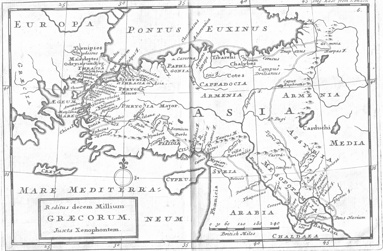 Los mapas de Moll contemporáneo de Cellarius