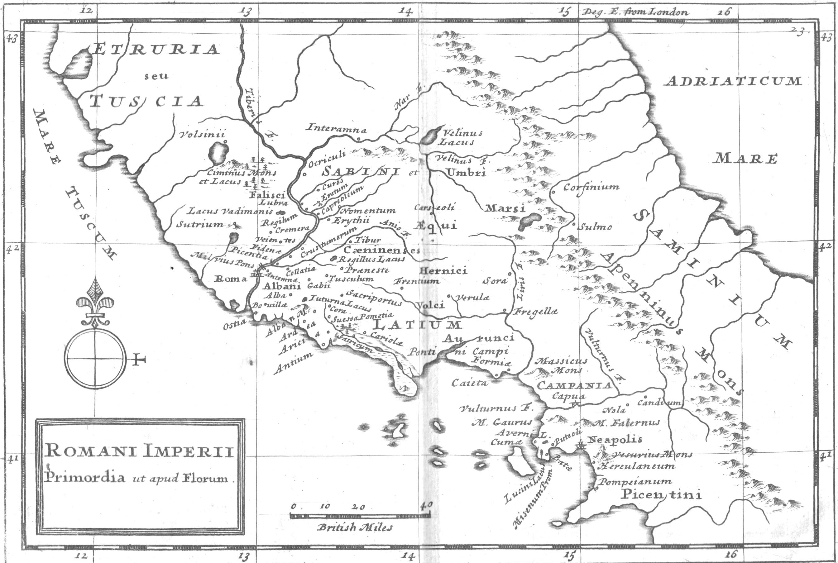 Historia de Roma El ascenso 1 de 3