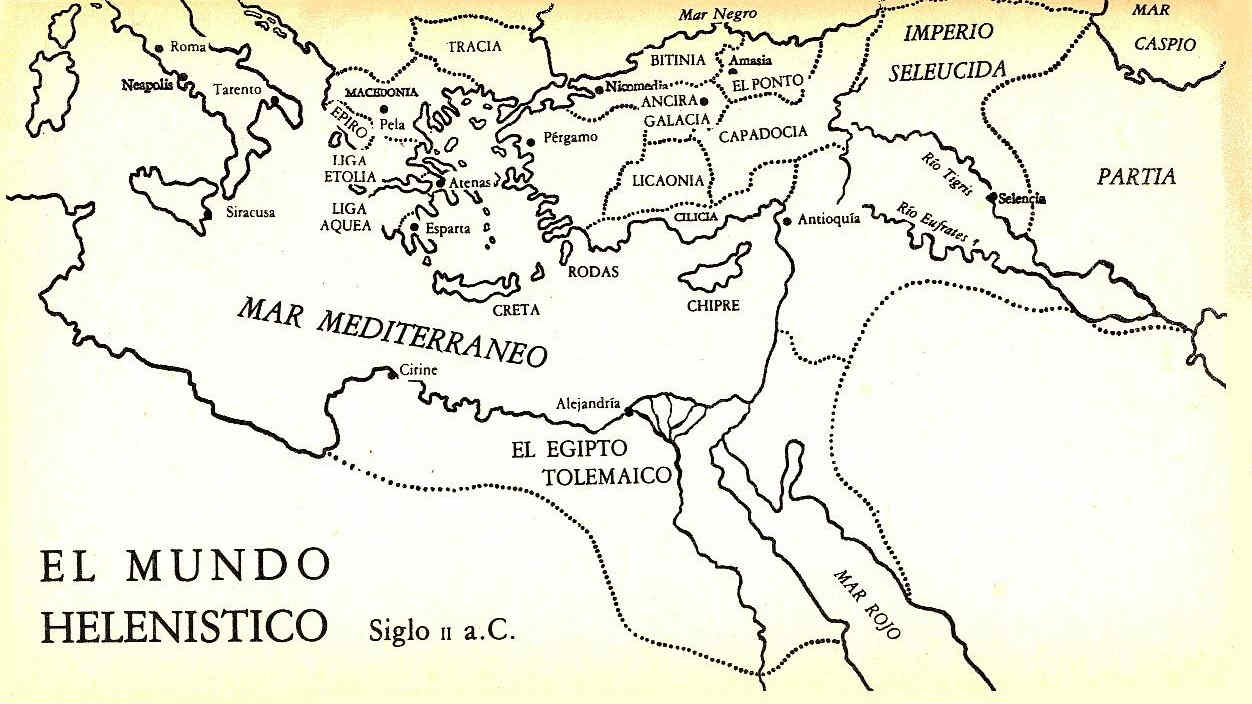 El fin de Eumenes II Mundo helenístico 36