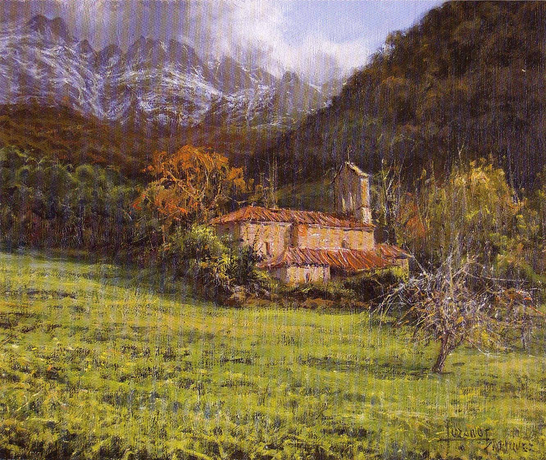 La Escuela de Olot y JA Lozano Enríquez y 8