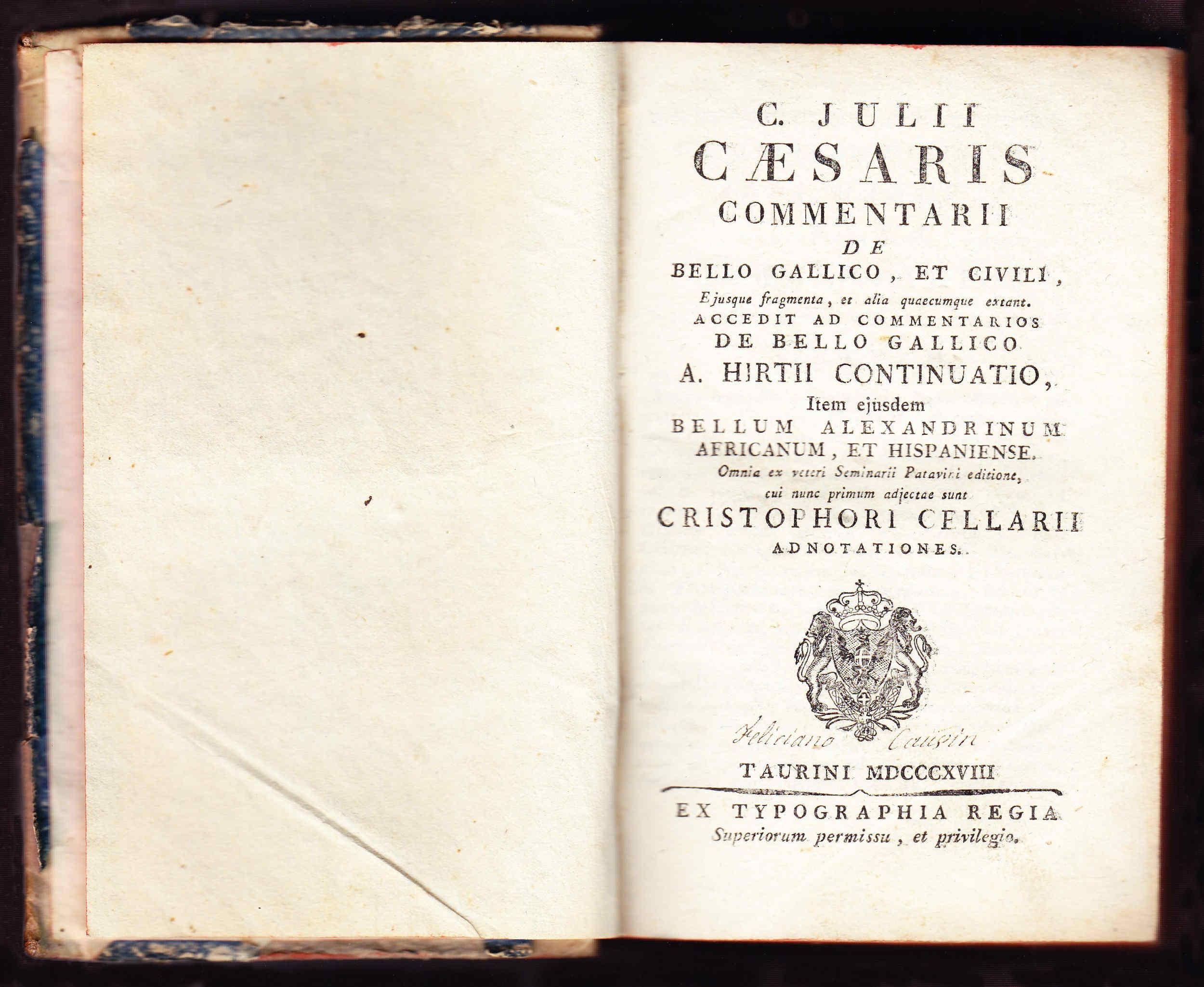 Egipto Antiguo 121 Julio César y Cleopatra victoriosos y padres