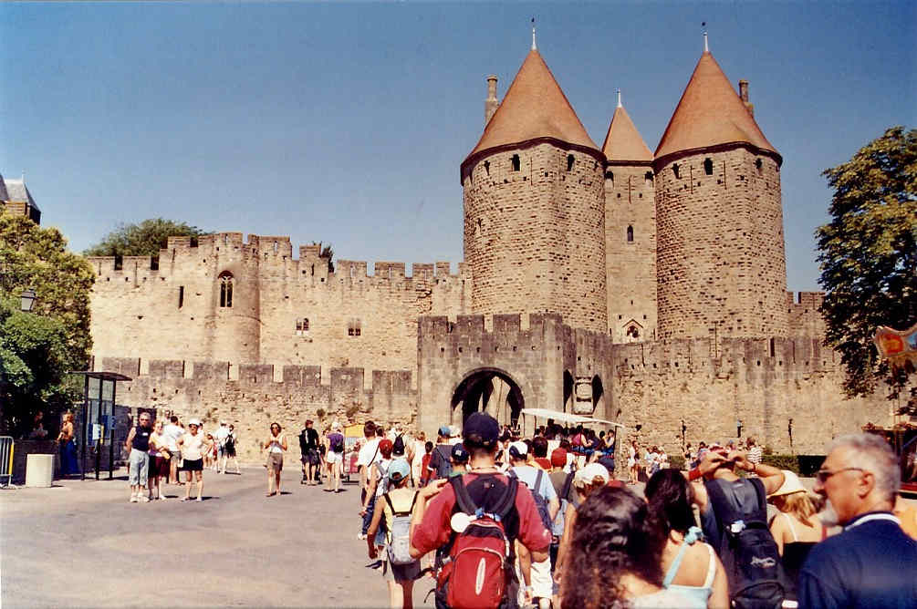 Carcassonne romana