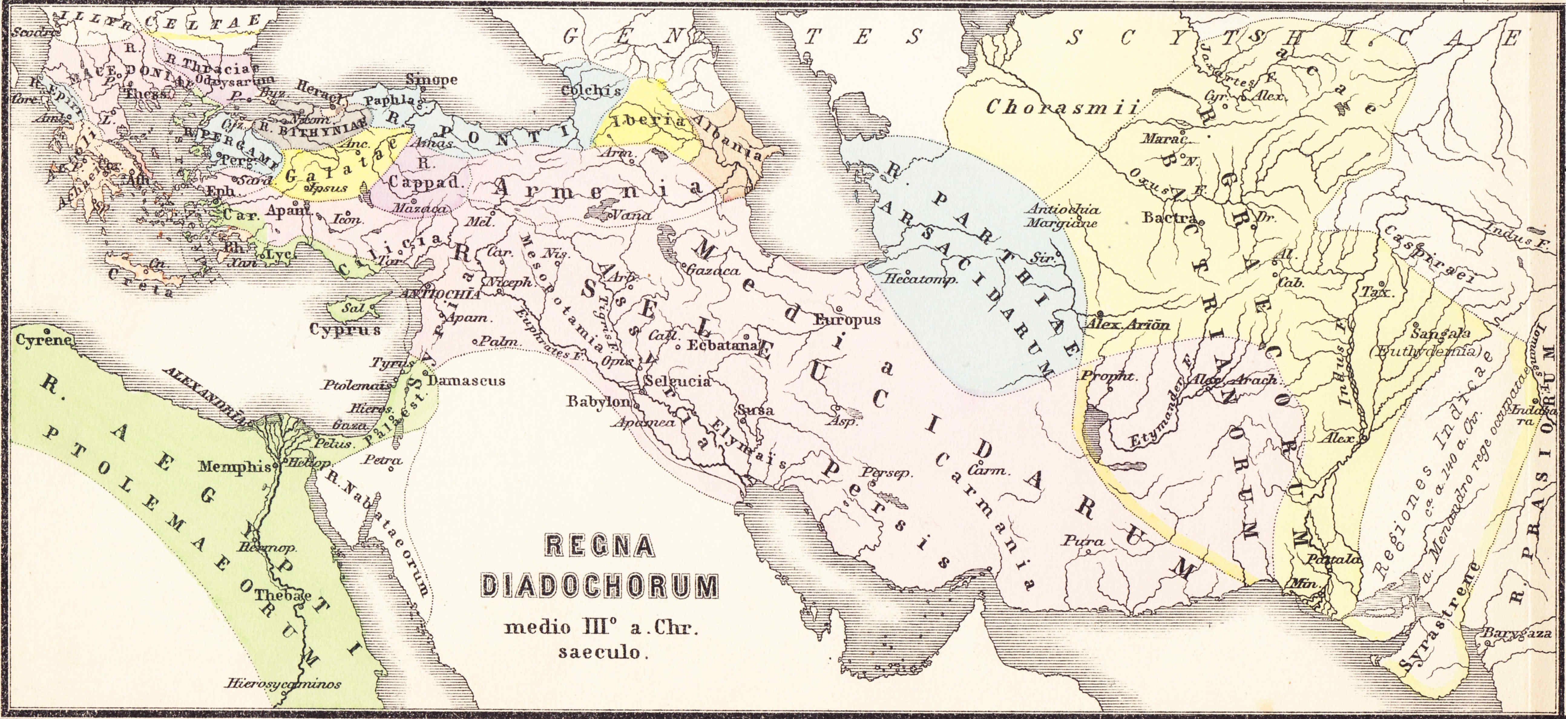 Egipto antiguo 14 y Ptolomeo I Sóter