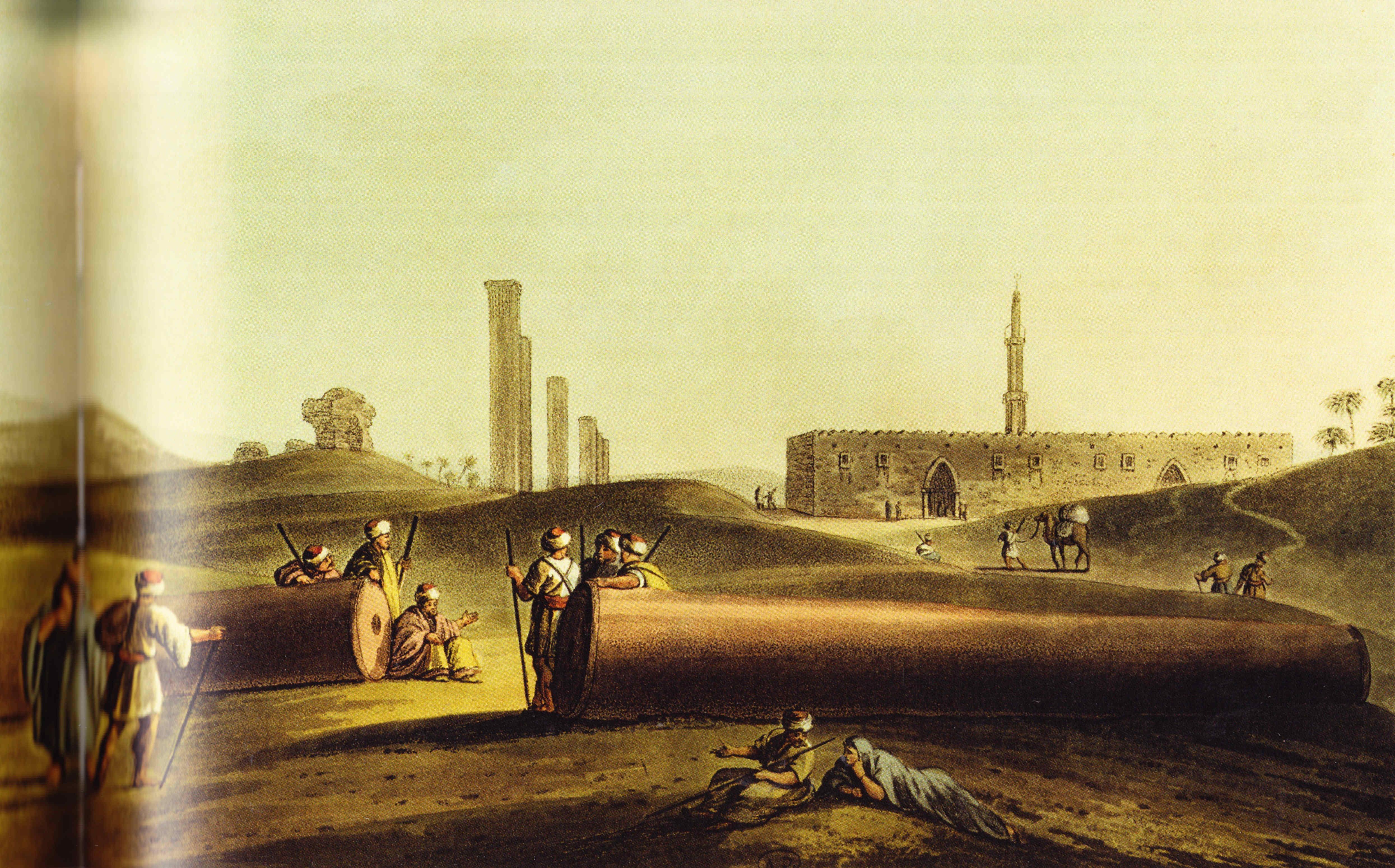 Egipto Antiguo 69 Conjura en Palacio