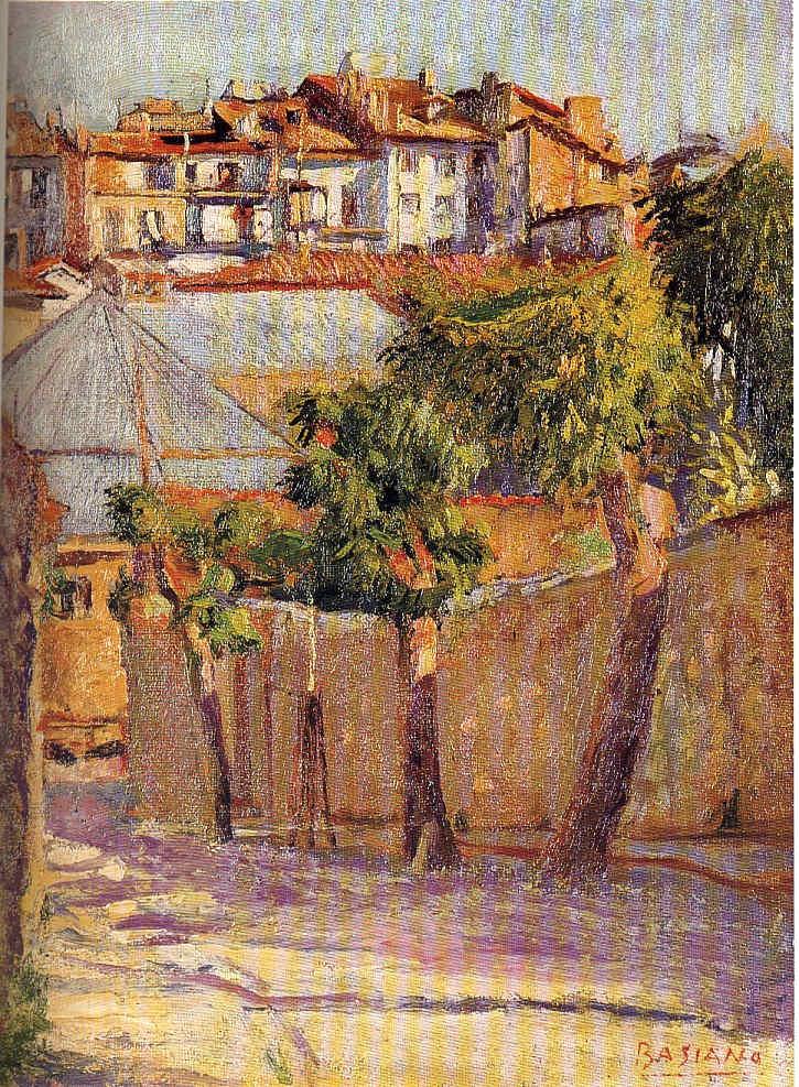Jesús Basiano Pintores navarros 4 la Pintura 138