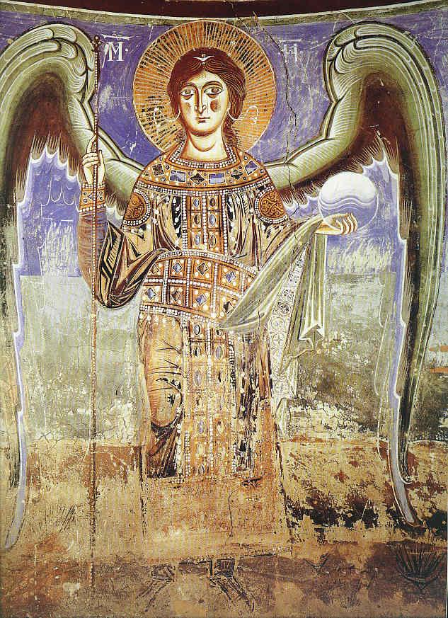 Pintura 17 La moda medieval que venía de Constantinopla