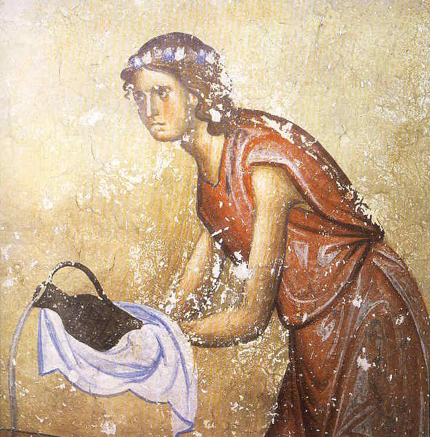 Pintura 18 La fe y los cánones