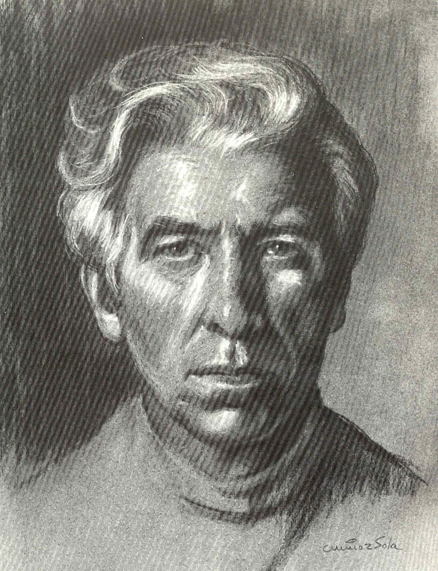 César Muñoz Sola Paisaje Pintores navarros 9 La Pintura 143