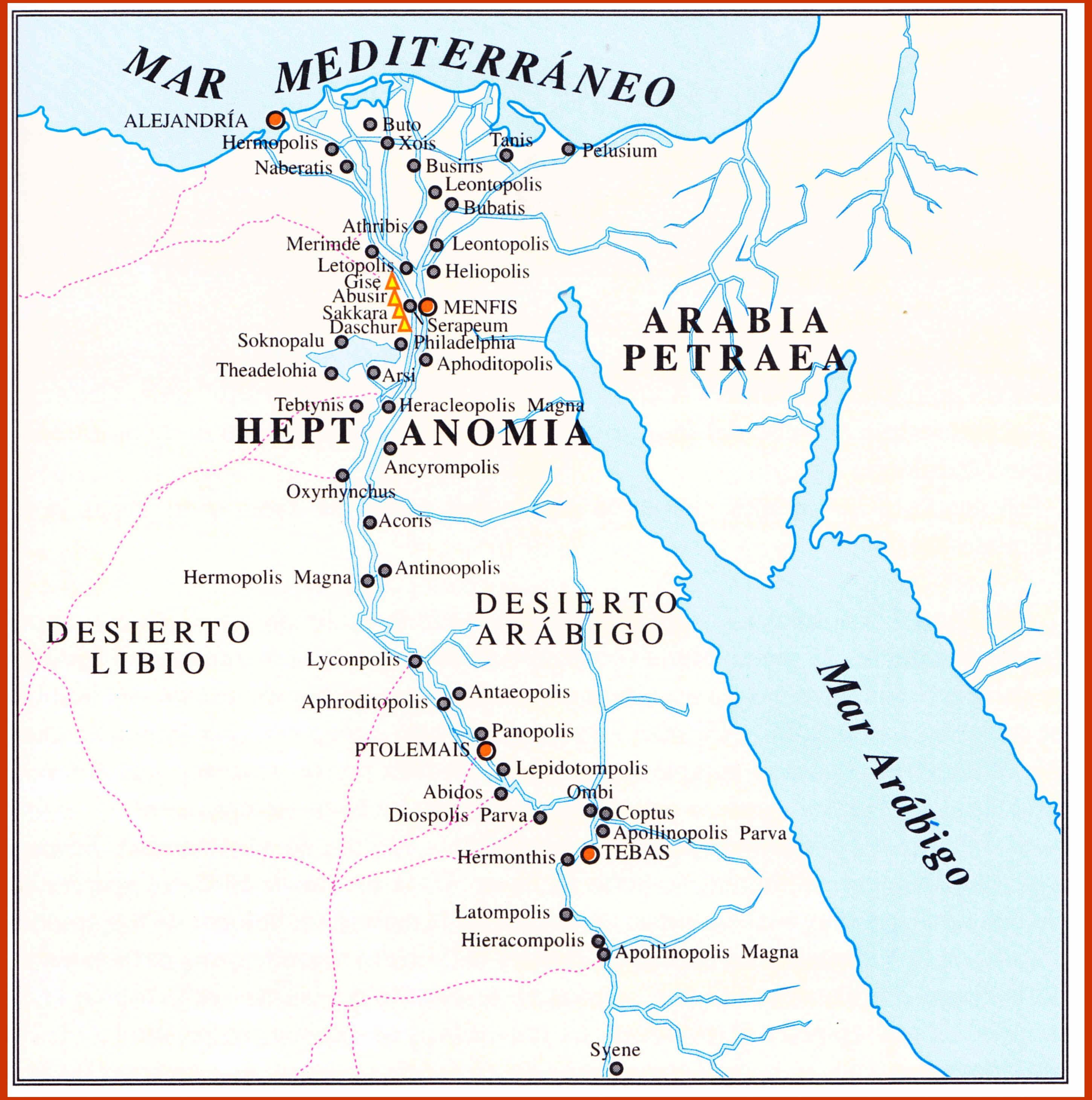 Egipto Antiguo 60 y Ptolomeo XII 3