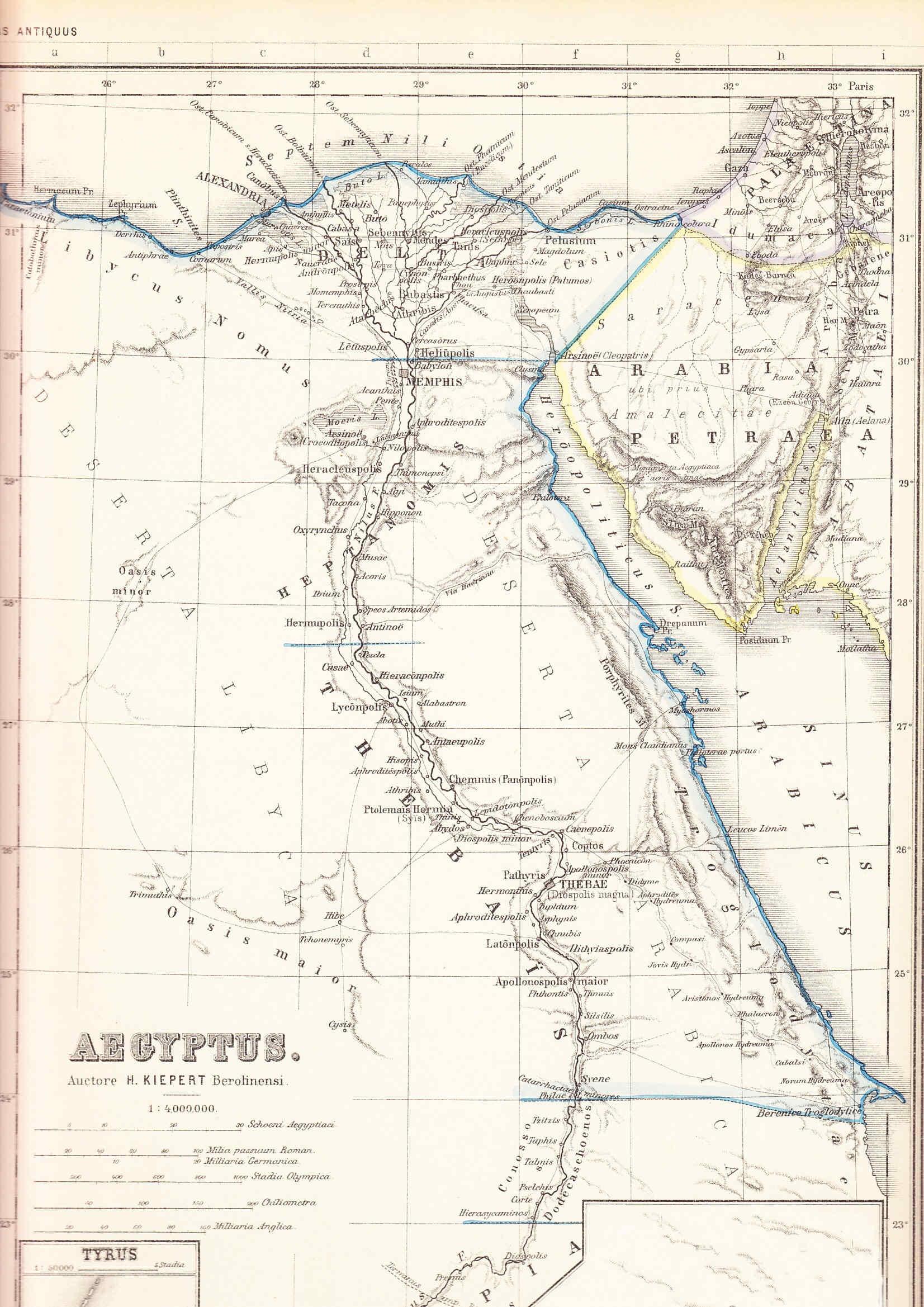 Egipto antiguo 13 y Arsínoe II 2