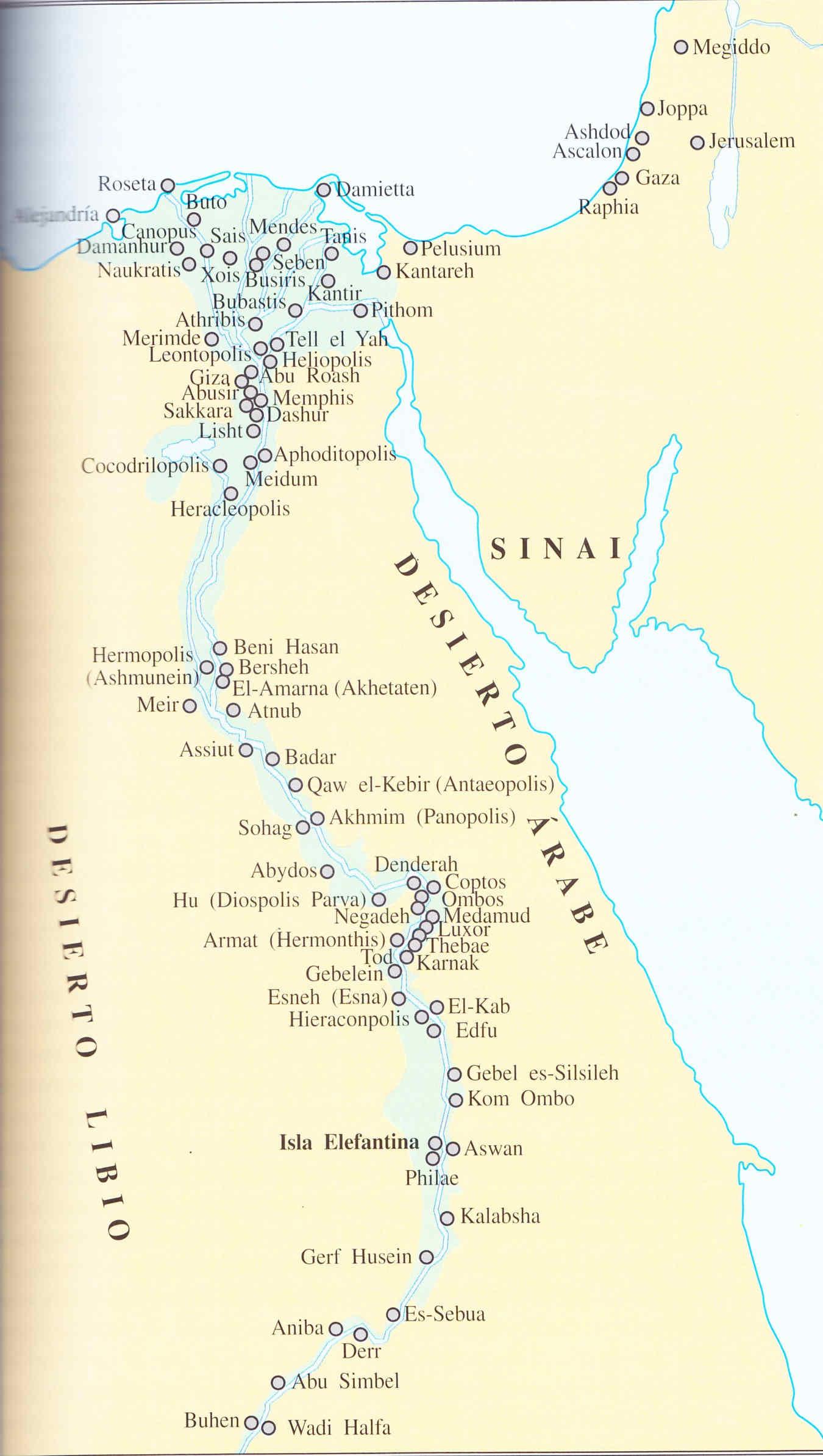 Egipto antiguo 3 y su PIB