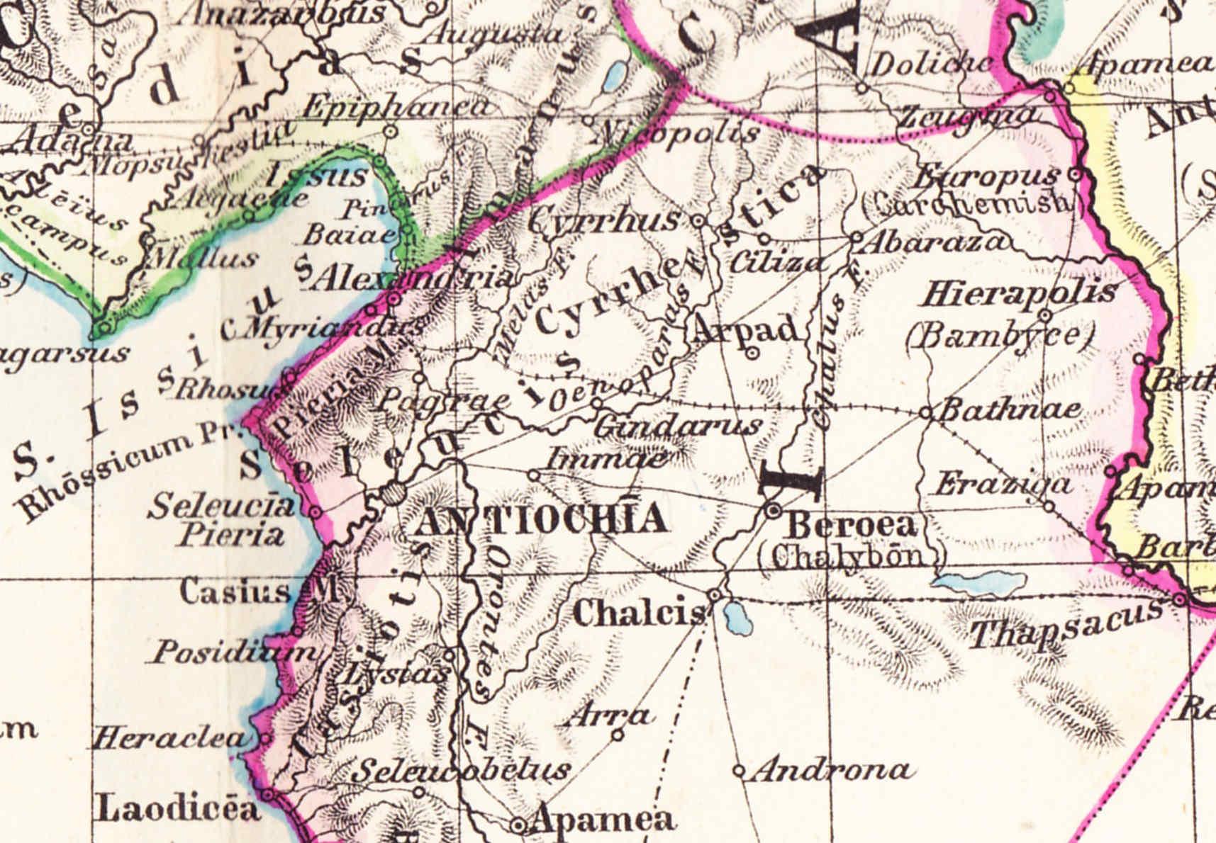 Egipto Antiguo 41 y Ptolomeo VI Filometor 3