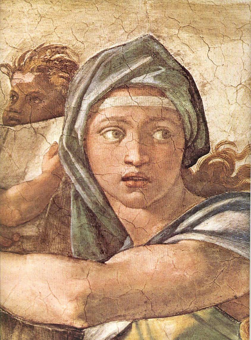 Pintura 24 Miguel Ángel Buonarroti