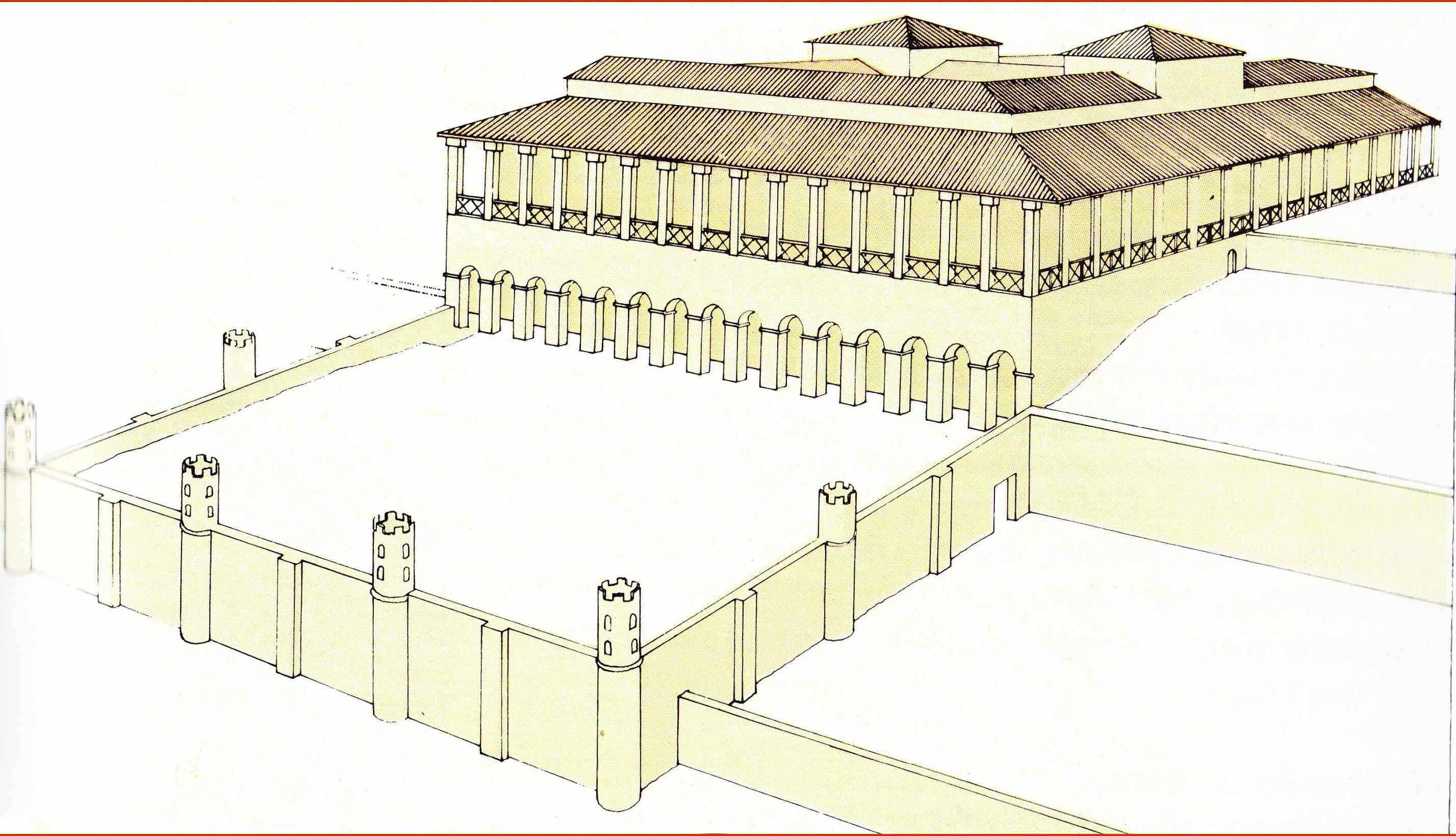 Egipto Antiguo 92 Encuentro entre Julio César y Cleopatra VII