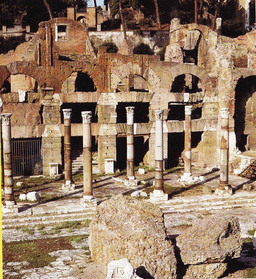 Egipto Antiguo 204 El Foro de Julio César