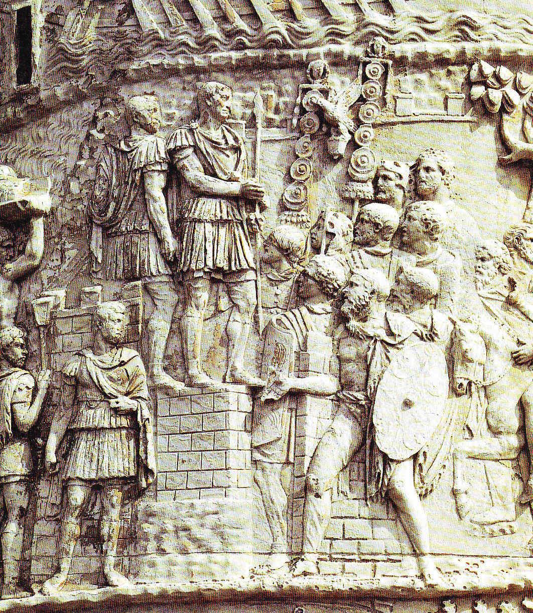 Egipto Antiguo 193 Batalla de Farsalia Ventajas y arenga