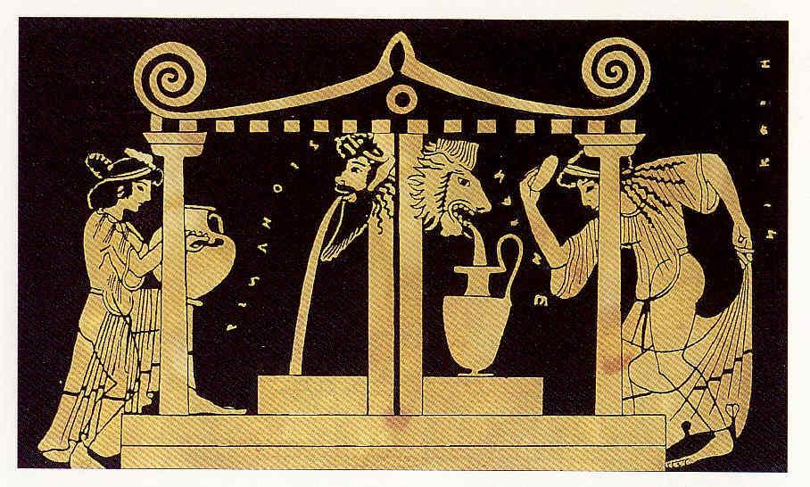 La construcción de Atenas en la Grecia clásica 57