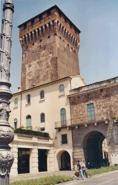 Palladio sus obras y la Edad Media La Pintura 122