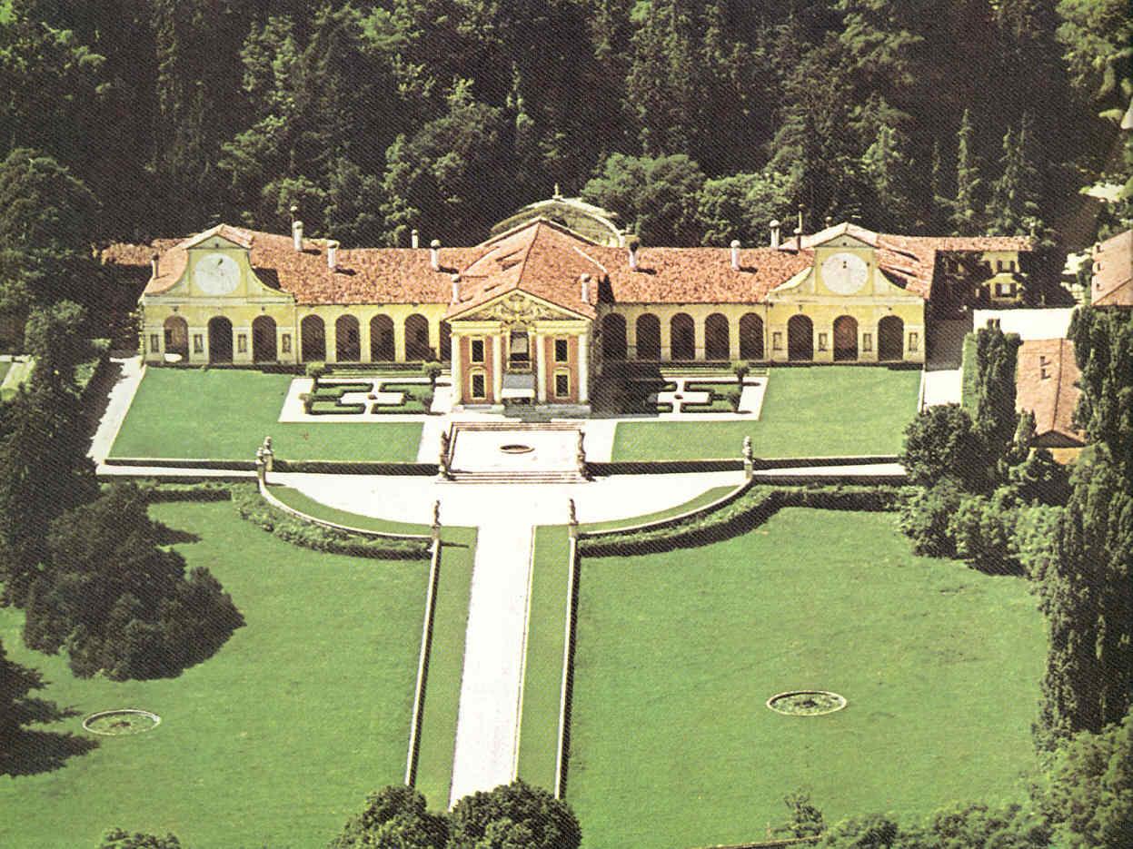 Palacios y jardines del Renacimiento La Pintura 125