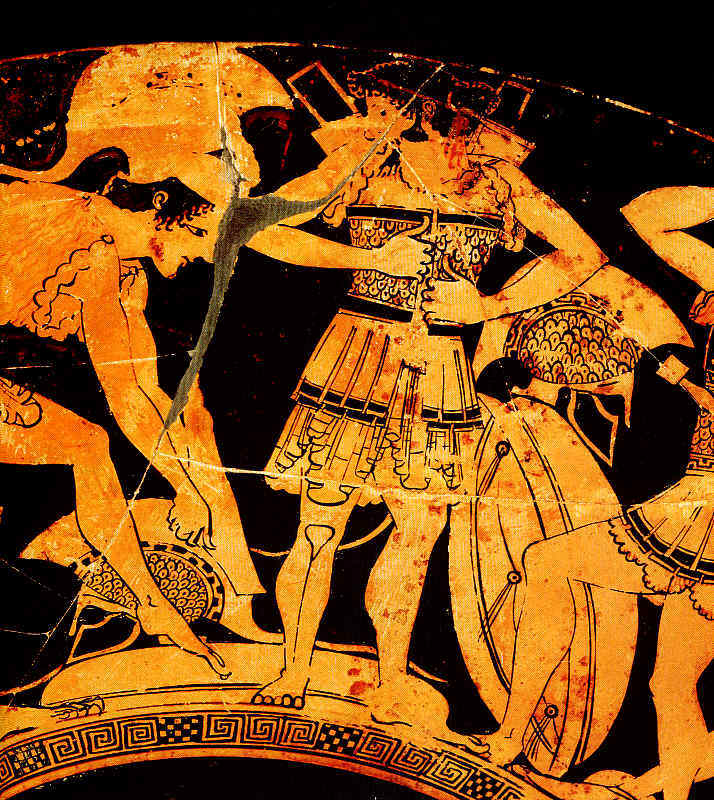La batalla de Platea 1 en la Grecia clásica 55