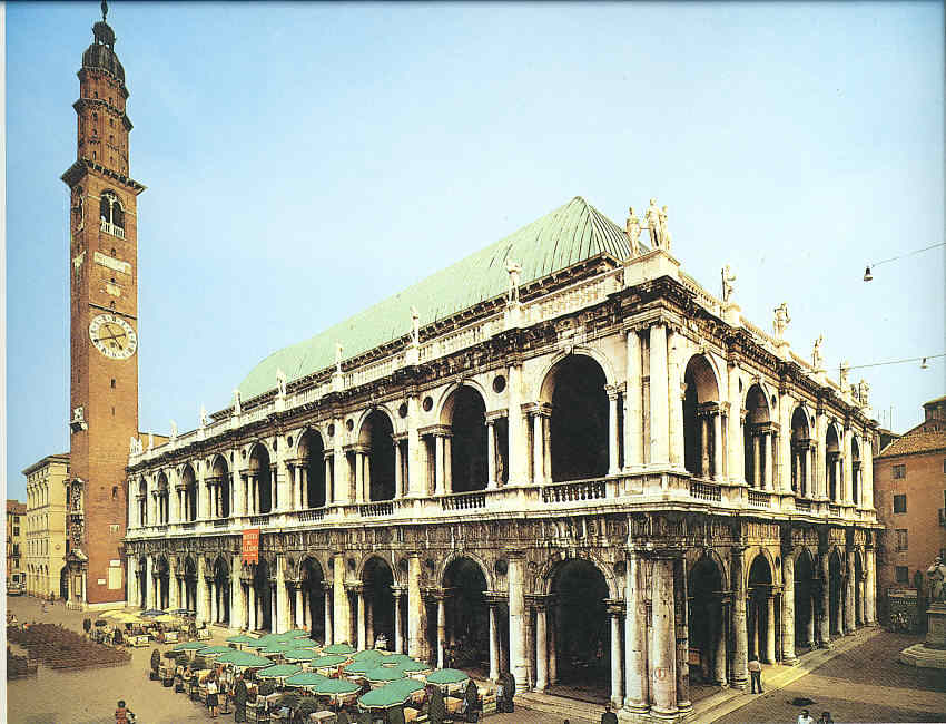 Vicenza la bella Palladio Arquitecto del Renacimiento La Pintura 120