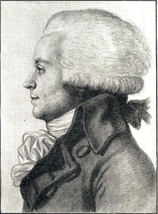 París 42 Mirabeau muere Robespierre Danton Marat La nueva Constitución