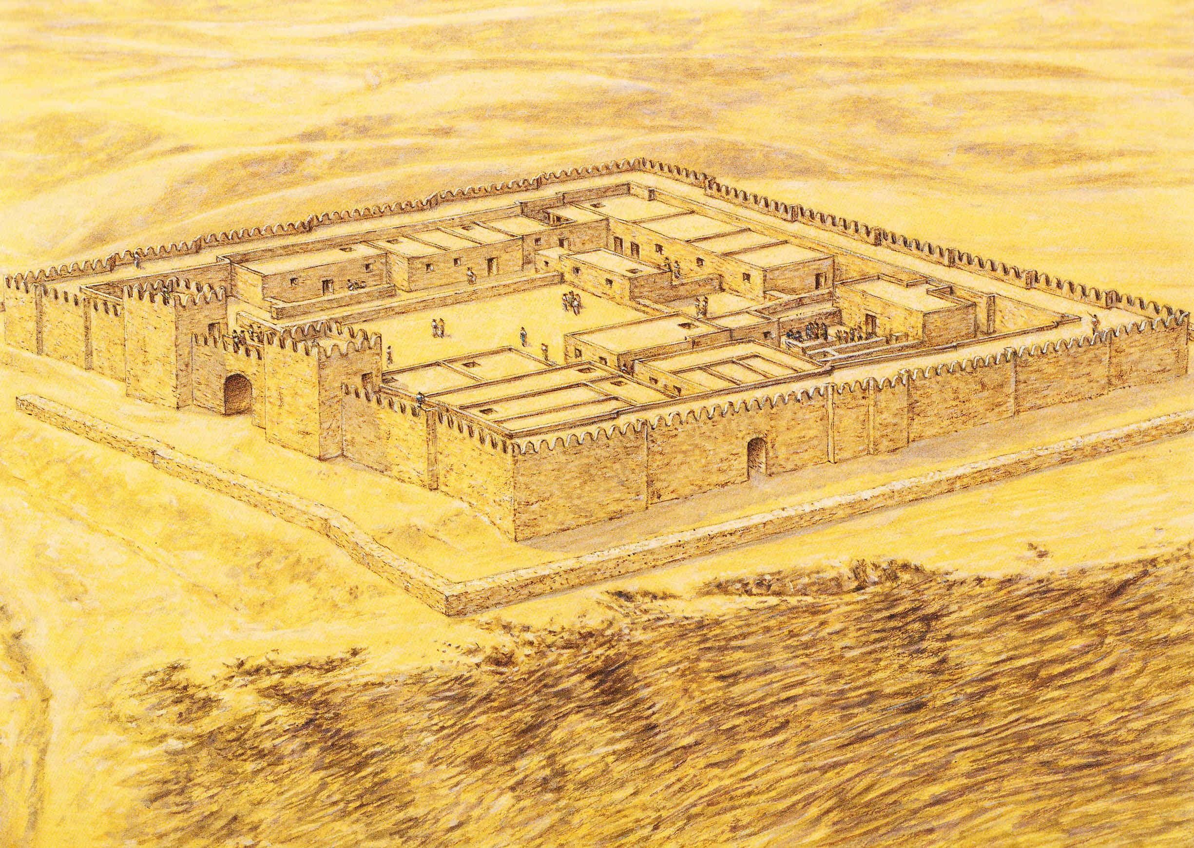Egipto Antiguo 73 Cleopatra guerrera