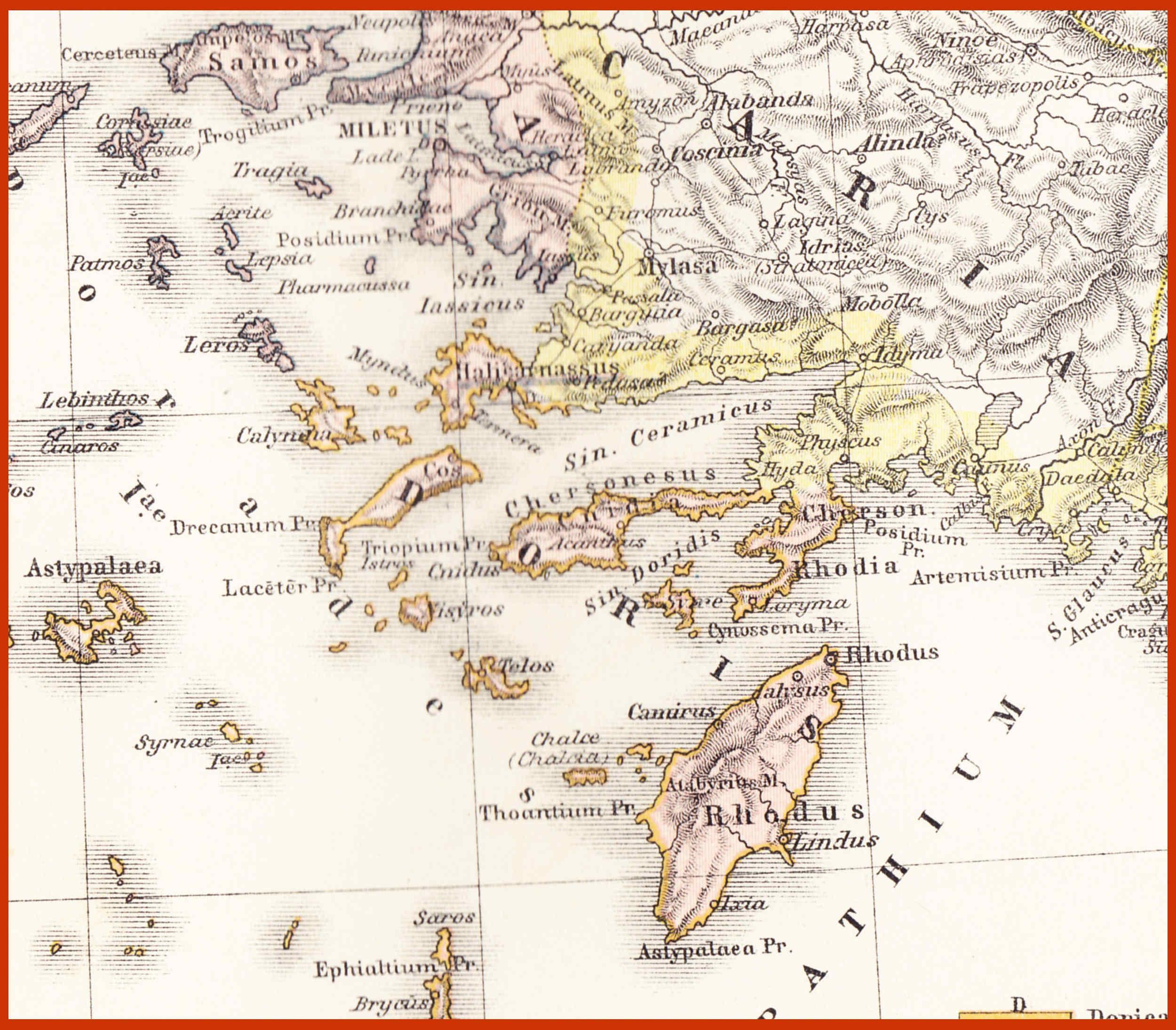 Egipto antiguo 17 y Ptolomeo II Filadelfo