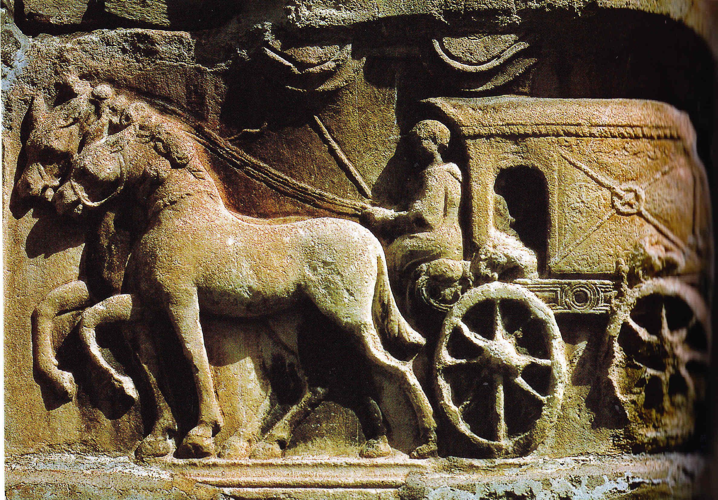 Egipto Antiguo 154 El Imperio contra el Senado según César