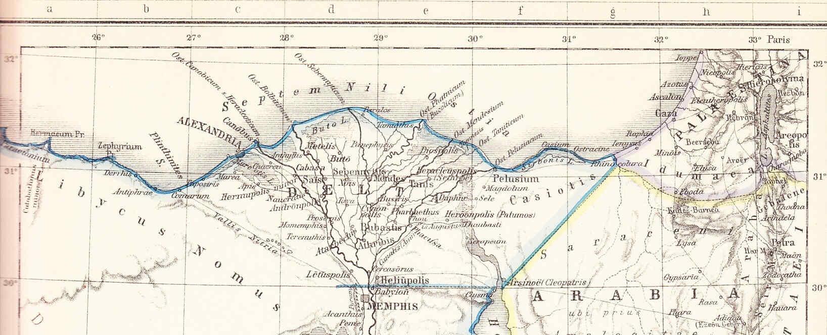 Egipto Antiguo 39 y Ptolomeo VI Filometor 1
