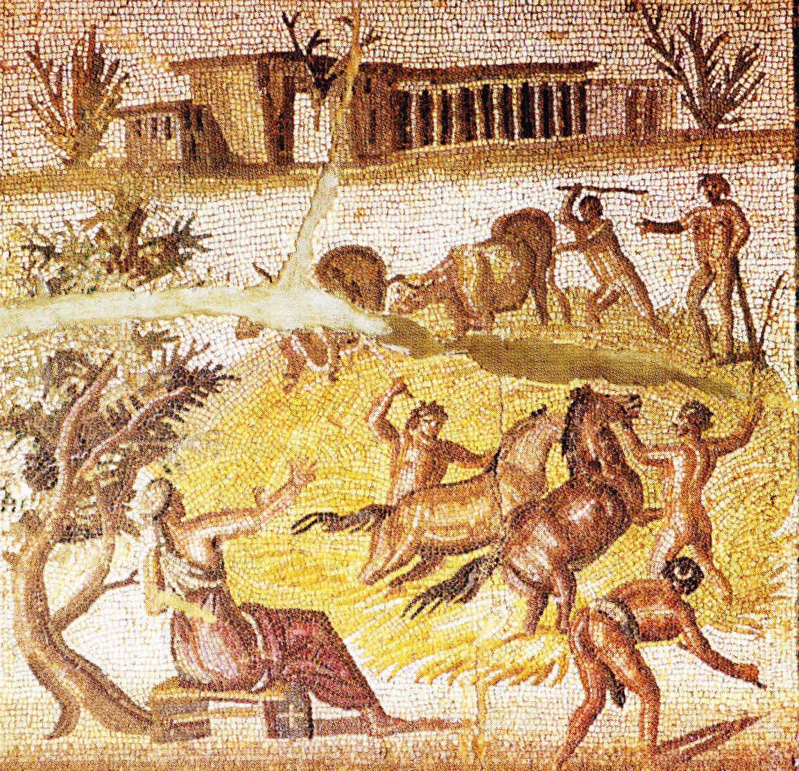 Egipto Antiguo 150 La iniciativa de Rúspina