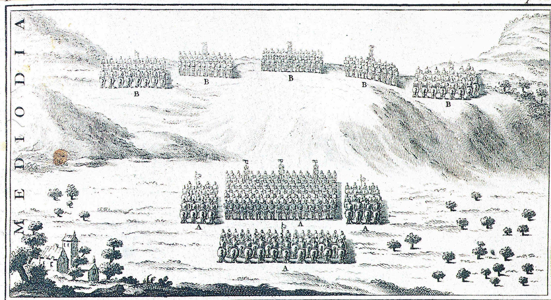 Egipto Antiguo 159 La batalla de Thapso