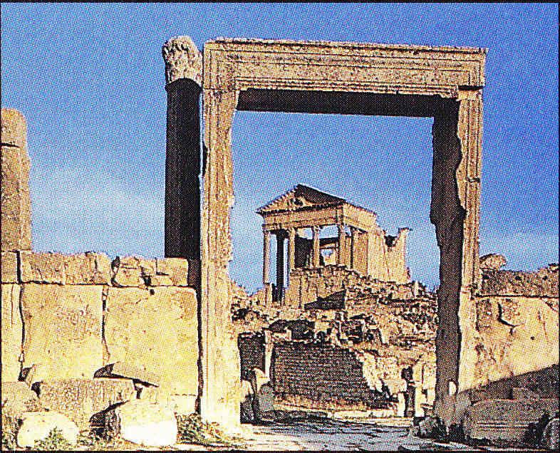 Egipto Antiguo 153 Sitio y toma de una ciudadela