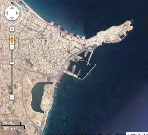 Egipto Antiguo 157 Movimientos ante Thapsus