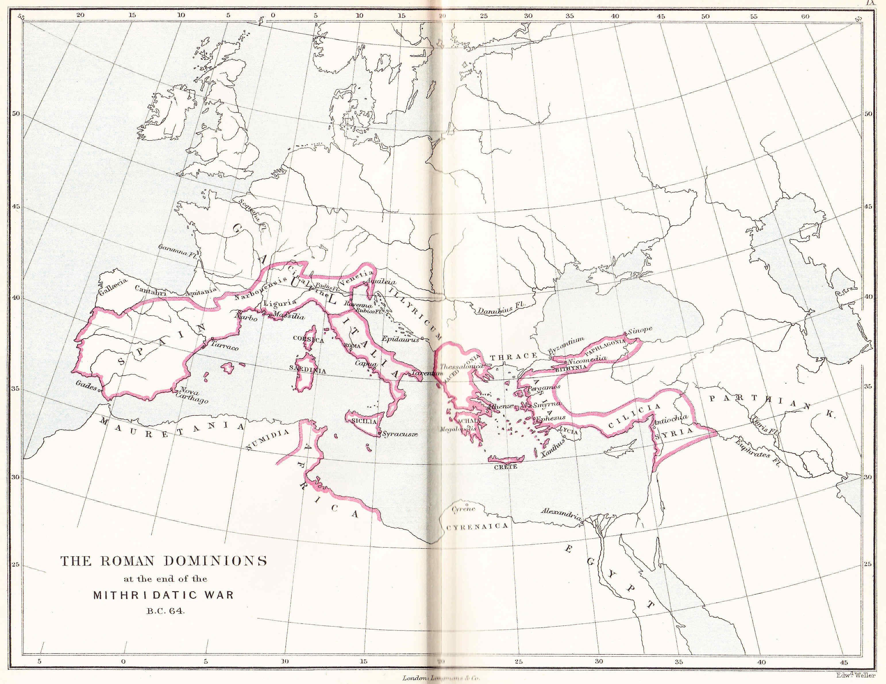 Egipto Antiguo 163 Las desventuras del vencido rey Juba