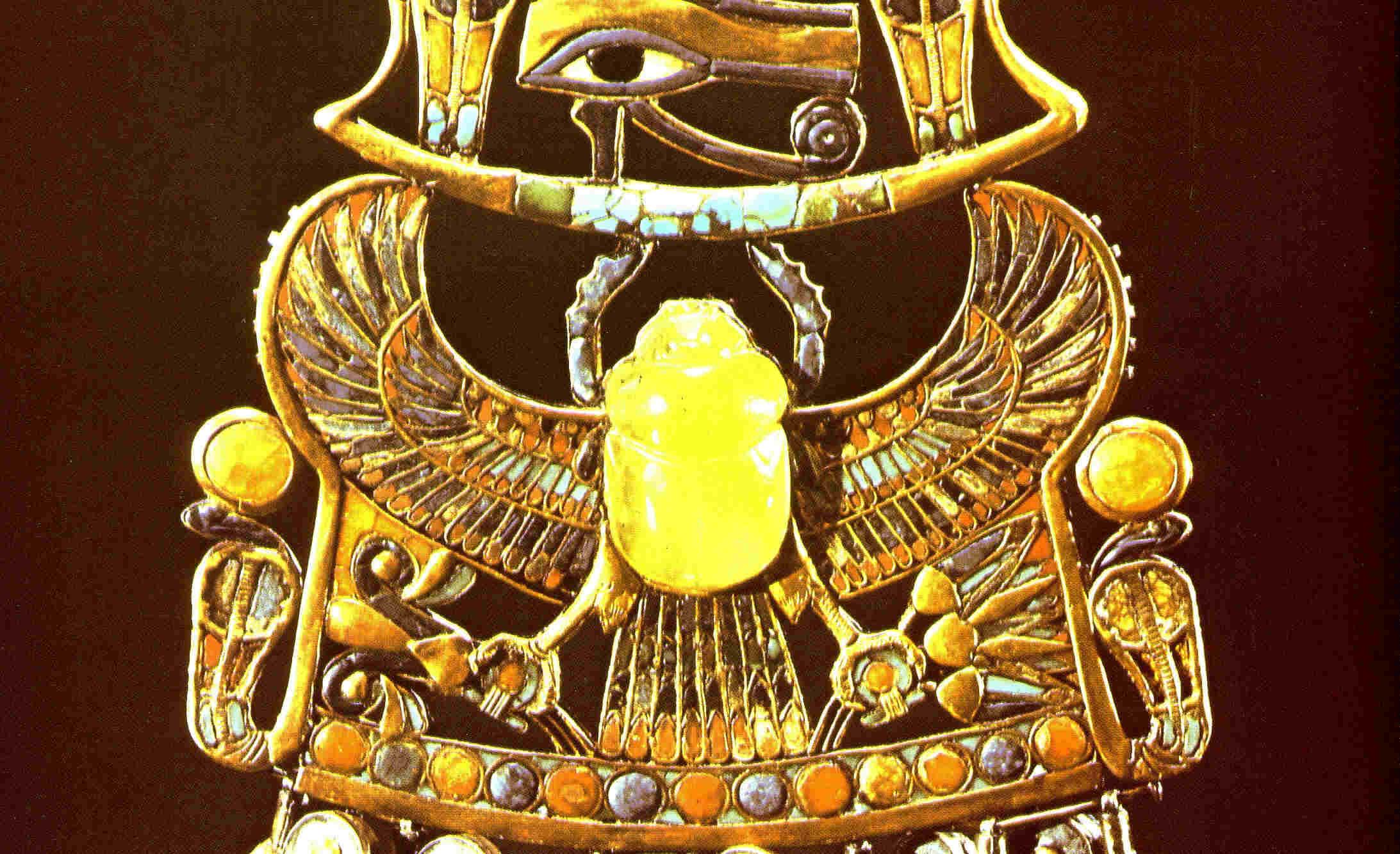Tesoros egipcios 2